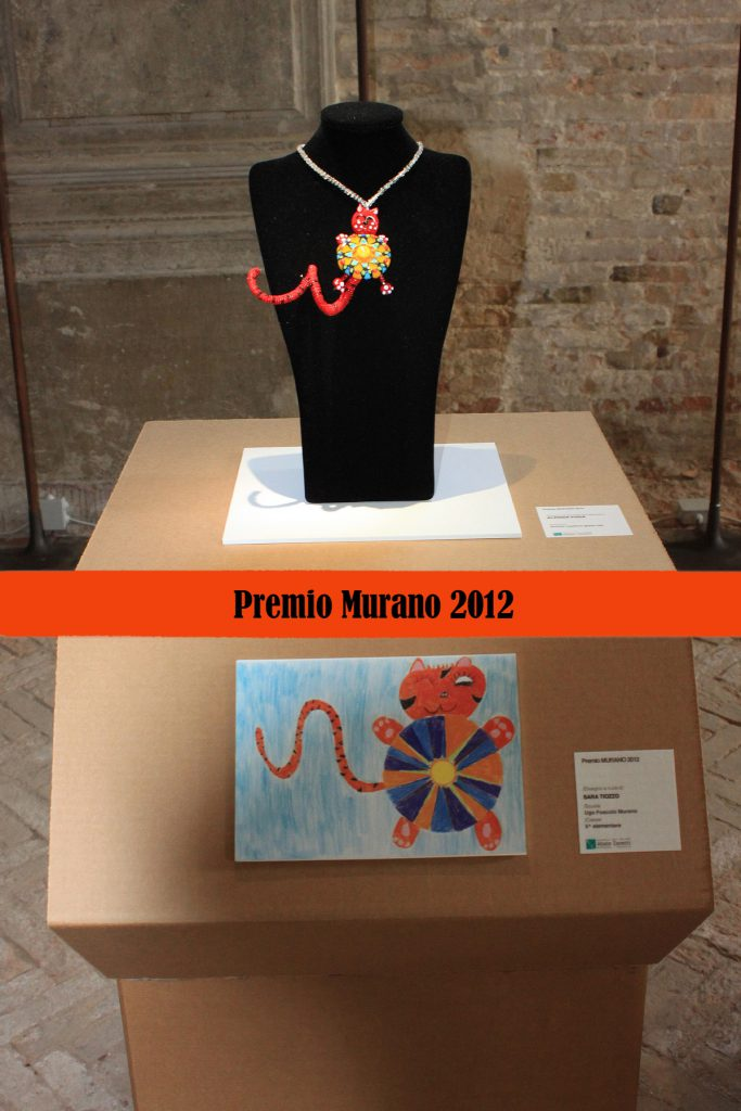 Vincitrice Premio Murano 2012